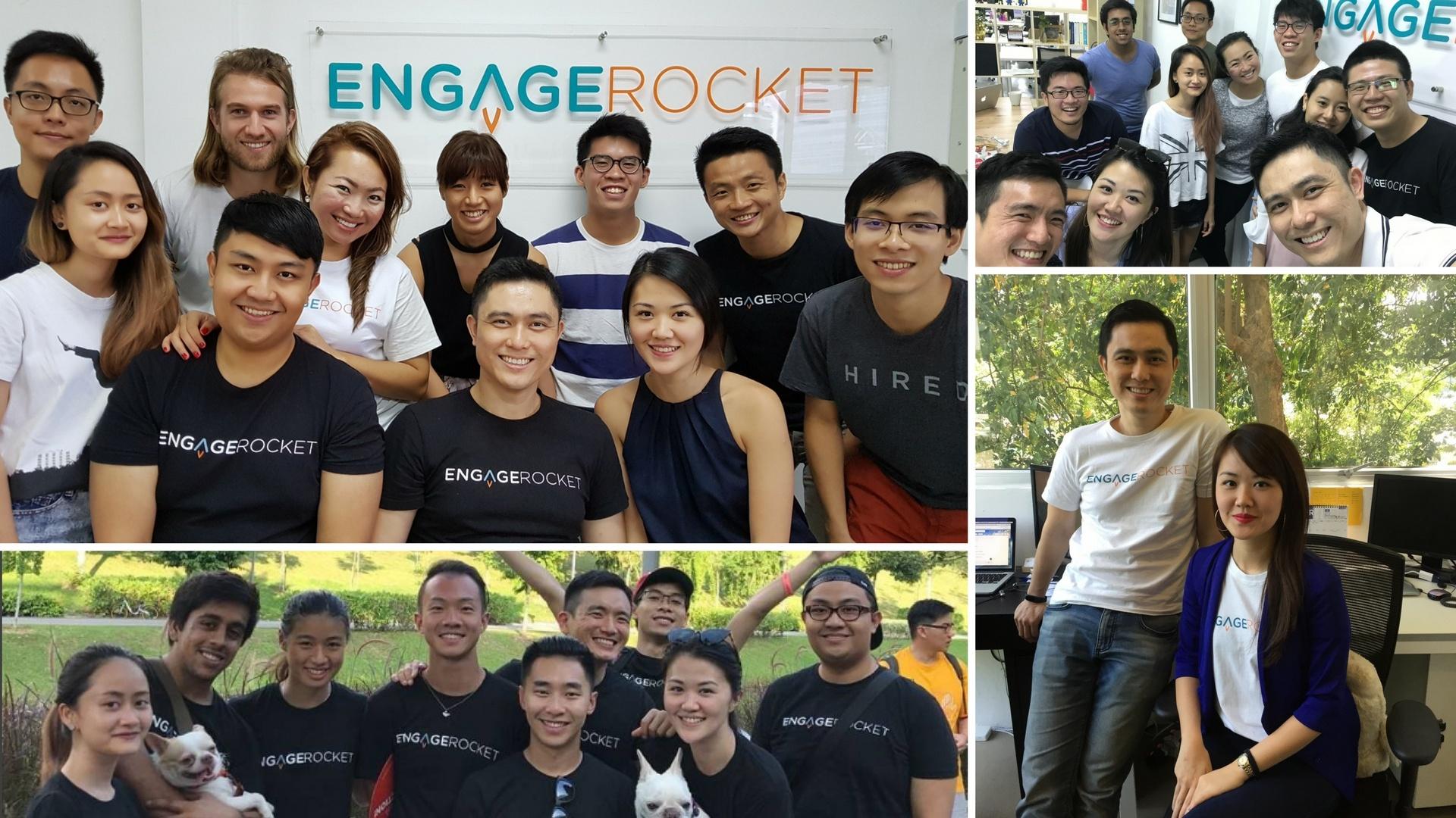 Engage Rocket Team