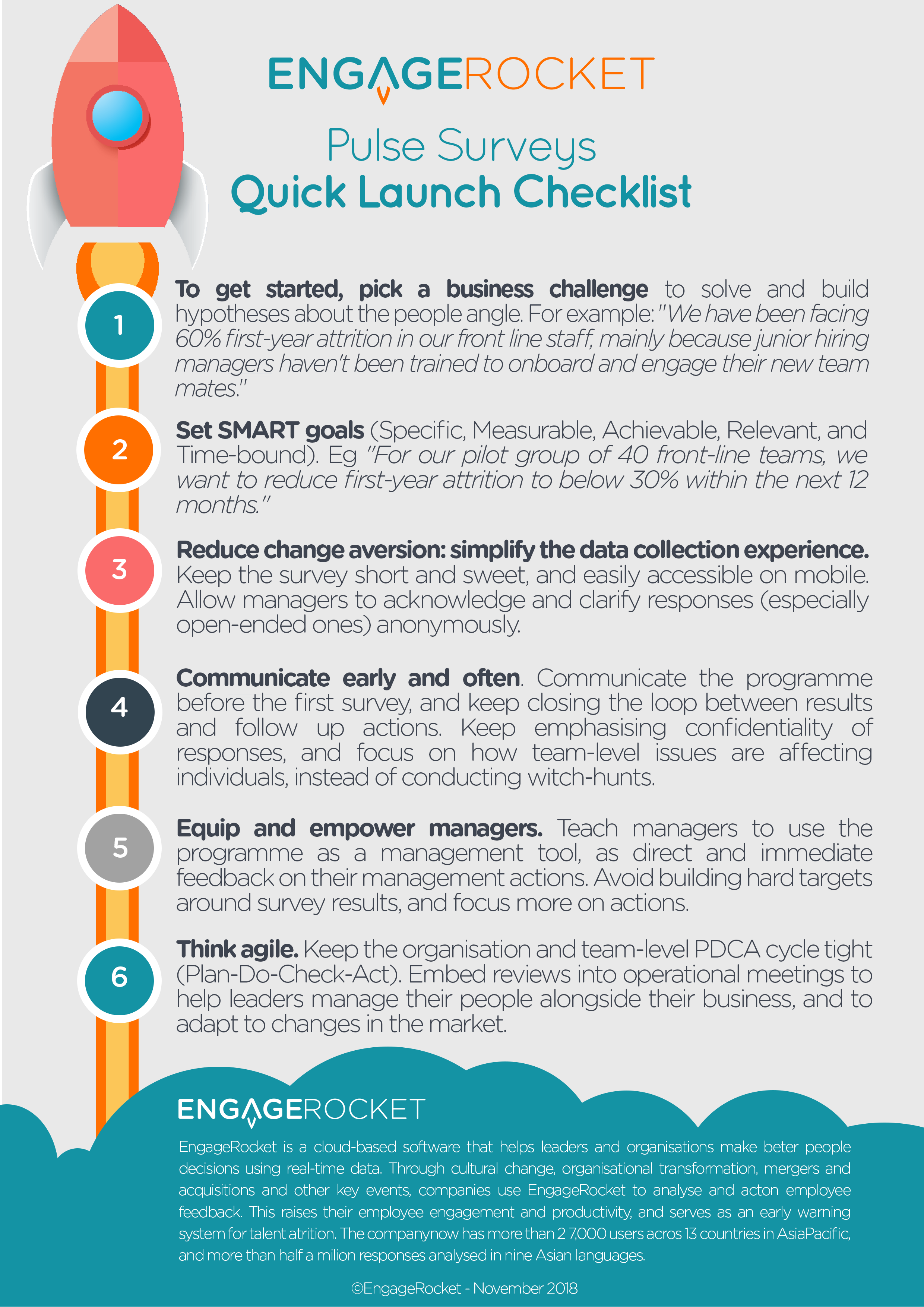 EngageRocket_Surveys_Checklist_2018