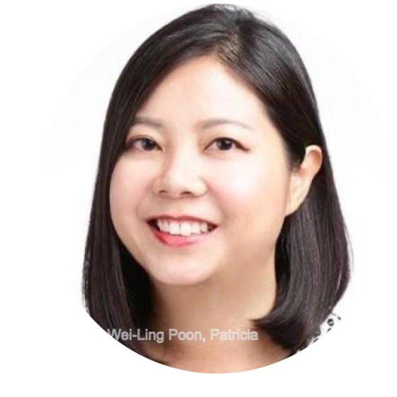 Wei-Ling Poon, Patricia new
