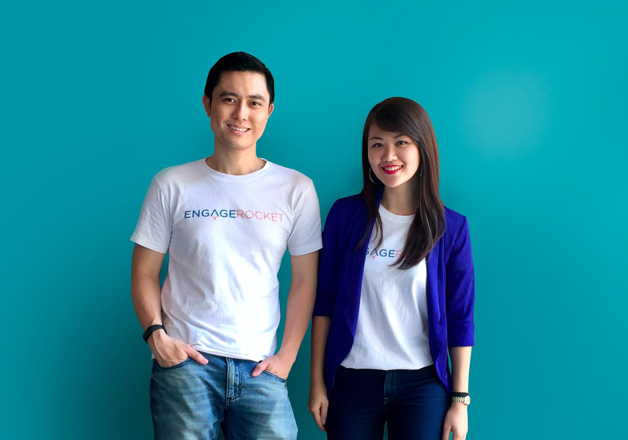 engagerocket cofounders