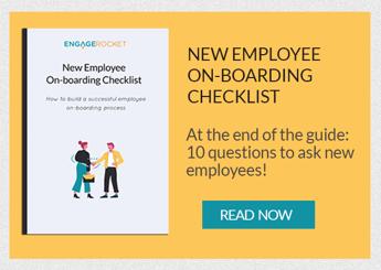 oboarding employee