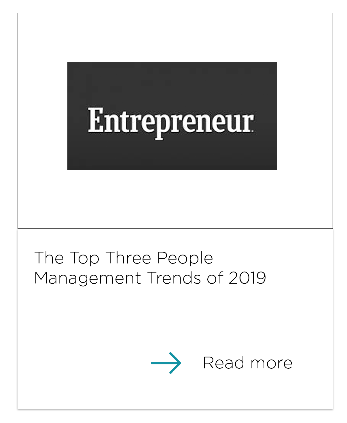 top trends people management