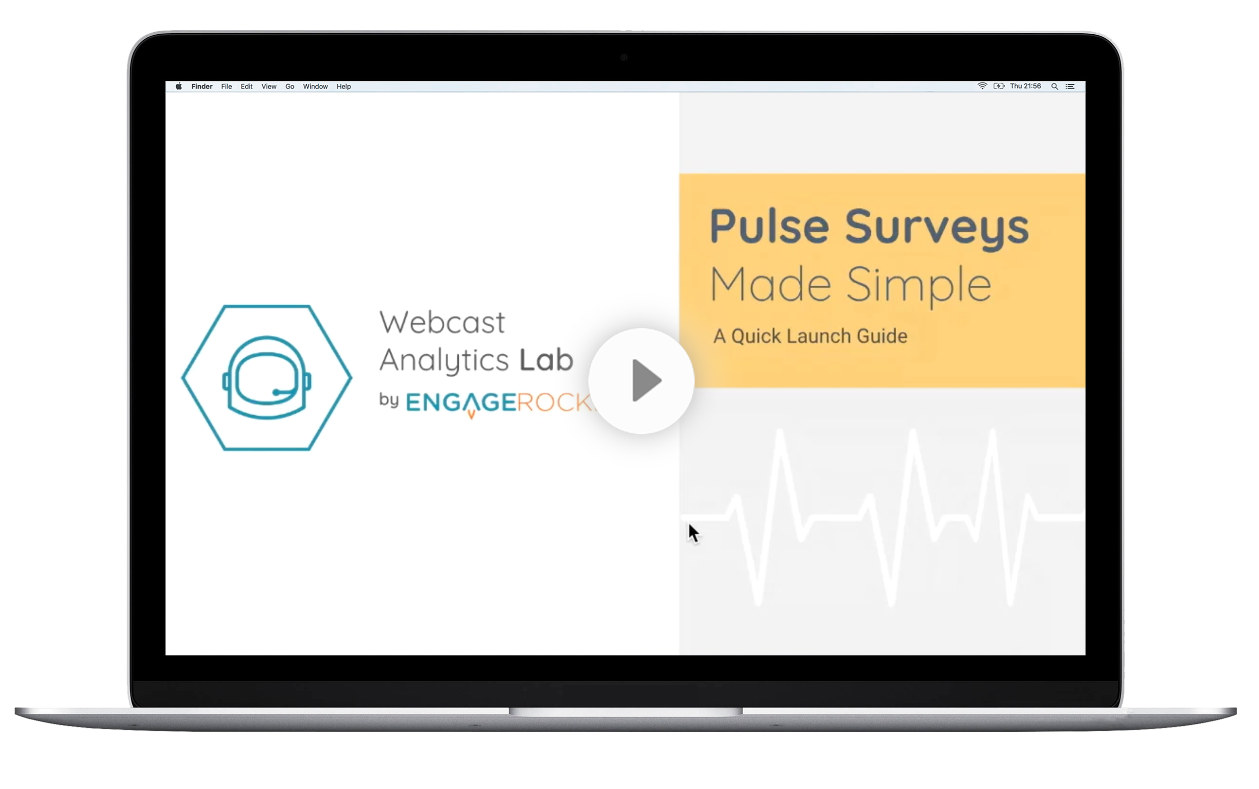 video webcast Pulse Surveys