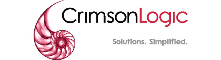 Crimson logic logo